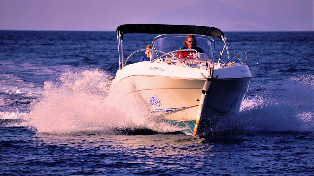 Faethon | 150 HP Sport Deluxe Boat for rent in Paxos
