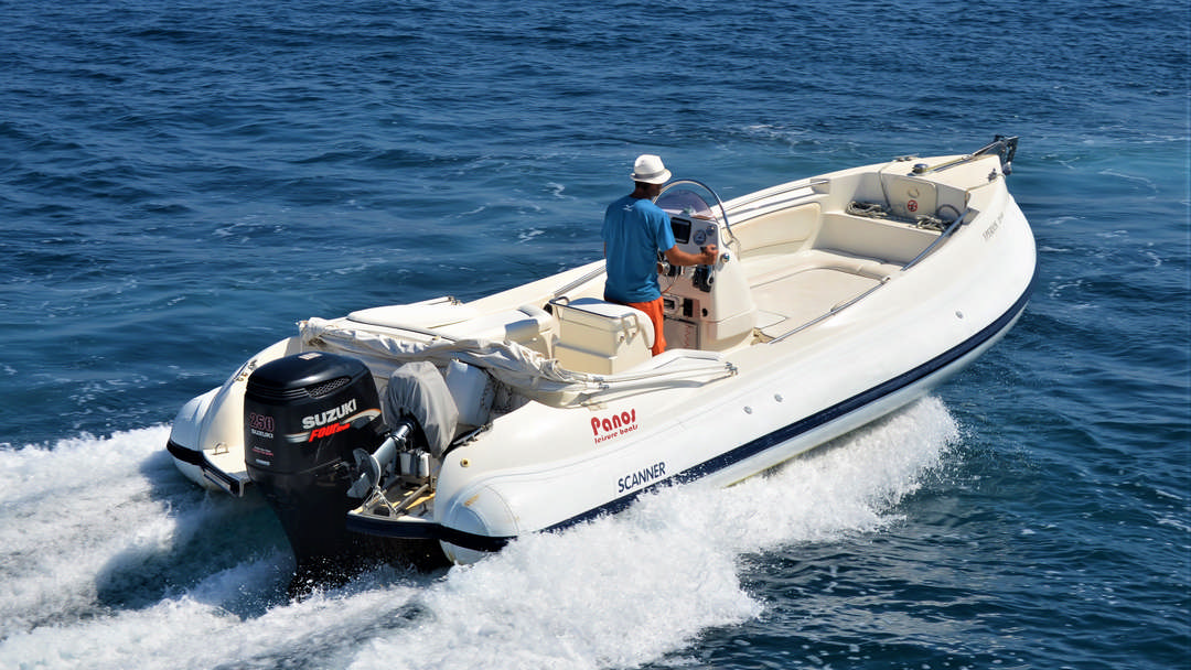 Yperion | 250 HP Sport Deluxe RIB